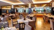 Restaurant im Hotel am Badersee, © Marc Gilsdorf
