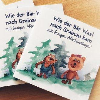 Grainauer Waxl-Büchlein