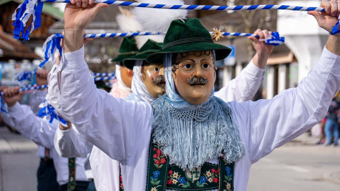 Fasching in Grainau, © Tourist Information Grainau - A. Ostler
