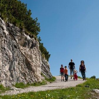 summit adventure trail, © Bayerische Zugspitzbahn Bergbahn AG, Benedikt Lechner