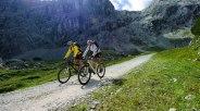 Mountainbiking in Grainau, © Touristinformation Grainau - Foto Ehn