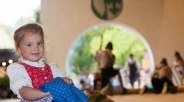 Grainau, Brauchtum, Tradition, Heimatabend, Parkfest, © Touristinformation Grainau
