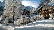 Hotel am Badersee im Winter, © Hotel am Badersee