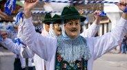 Traditionelle Maschkera in Grainau, © Tourist Information Grainau - A. Ostler