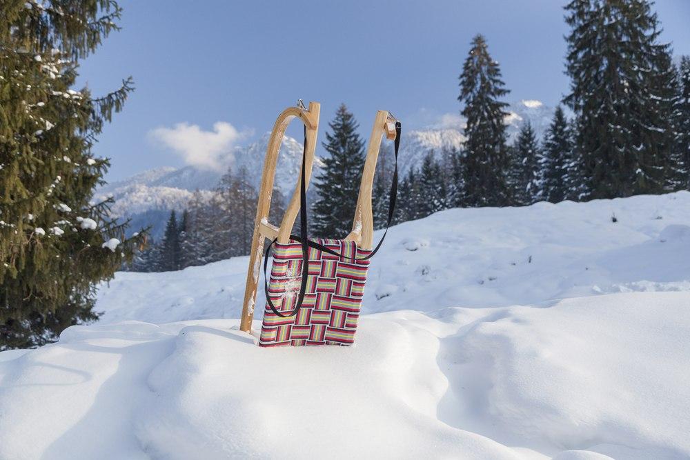 Winterspaß in Grainau, © Bäck