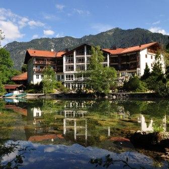 Hotel am Badersee, © Hotel am Badersee