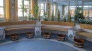 Zugspitzbad Grainau Saunabereich, © Tourist Info - Anton Ostler