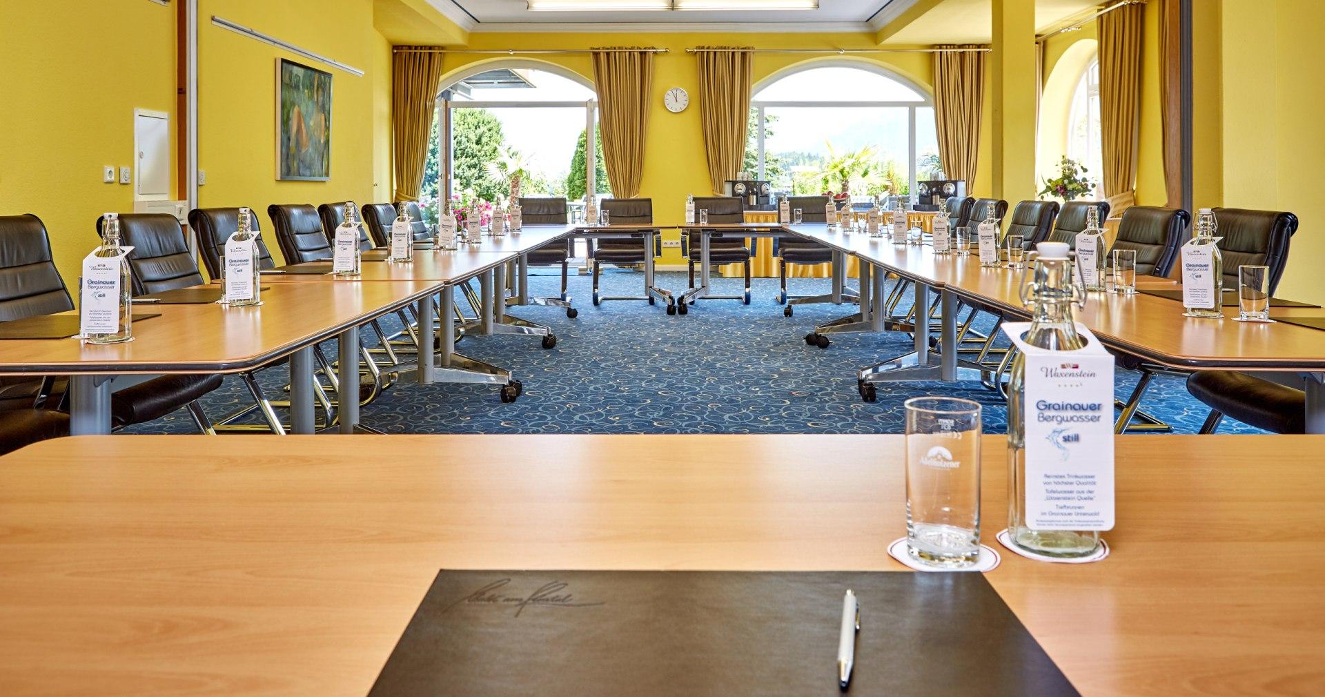 Tagen Hotel Waxenstein, © Romantikhotel Waxenstein - Gilsdorf