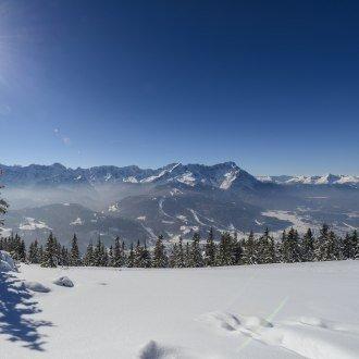 Ski alpine and snowboard in the Zugspitz Valley Grainau and surroundings, © Zugspitz-Region - Foto Ehn