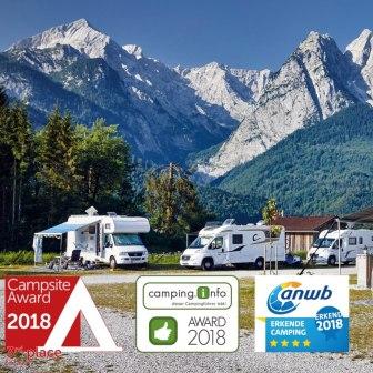 Camping Erlebnis Zugspitze, © Camping Erlebnis Zugspitze