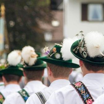 Folkloric events, traditions, © Touristinformation Grainau