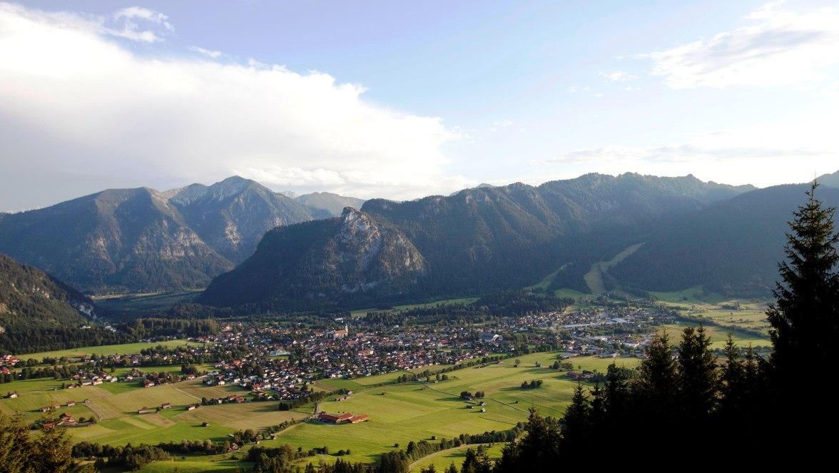 Oberammergau Aufacker, © Ammergauer Alpen GmbH - Foto: Florian Wagner