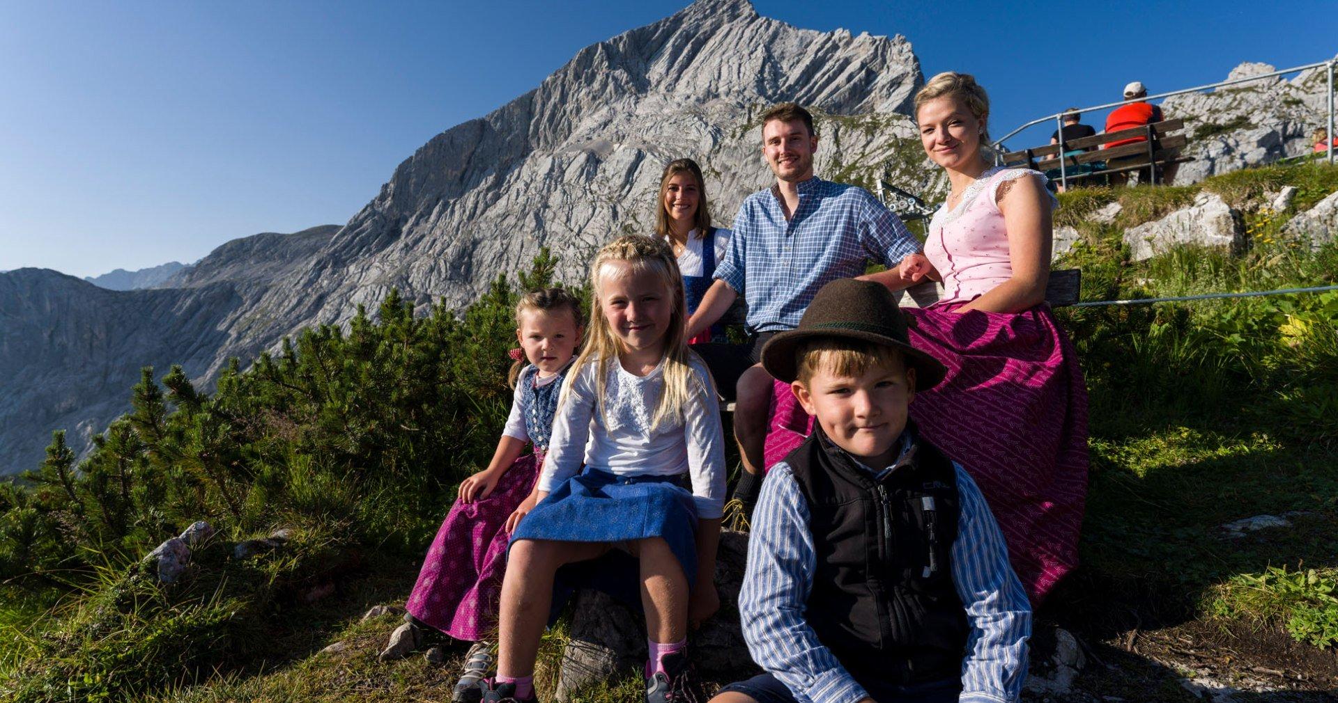 Alpspitze , © Zugspitzdorf Grainau - WEhn