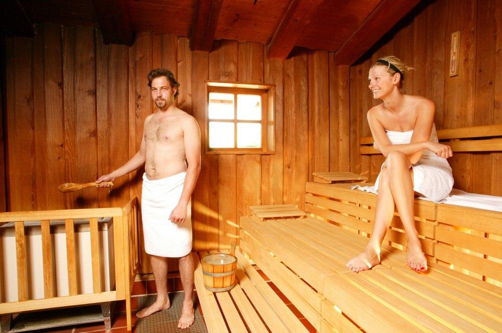 Zugspitzbad Sauna, © Touristinformation Grainau - Foto Gilsdorf