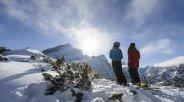 Skialpin and snowboard around Grainau, © Zugspitzregion - Foto Ehn