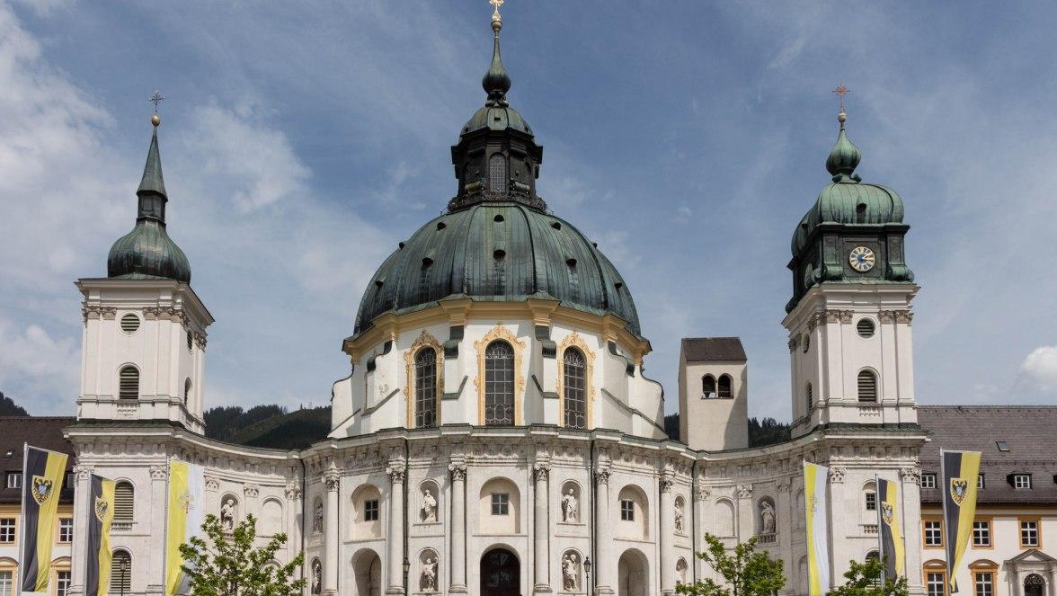 Kloster Ettal, © Ammergauer Alpen GmbH - Foto: Ute Oberhauser