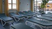 Zugspitzbad Grainau Sauna Ruhebereich, © Tourist-Information Grainau - Anton Ostler
