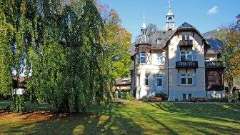 Richard Strauss Institute in Garmisch-Partenkirchen, © Markt Garmisch-Partenkirchen - Foto Gulbe