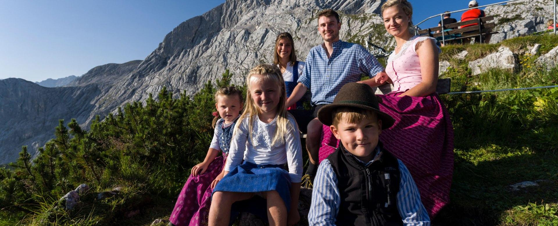 Alpspitze genießen, © Zugspitzdorf Grainau - WEhn
