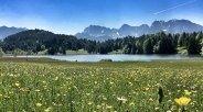 Geroldsee near Krün, © Touristinformation Grainau - Foto Mangold