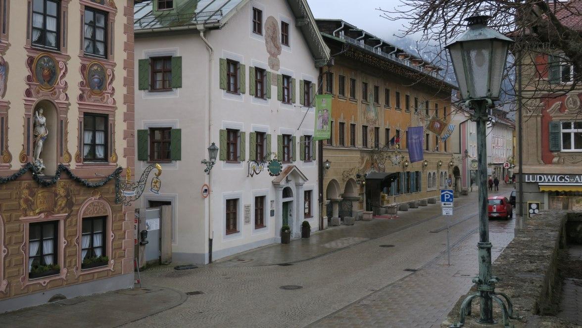 Heimatmuseum Ludwigstrasse, © Landkreismuseum Garmisch-Partenkirchen