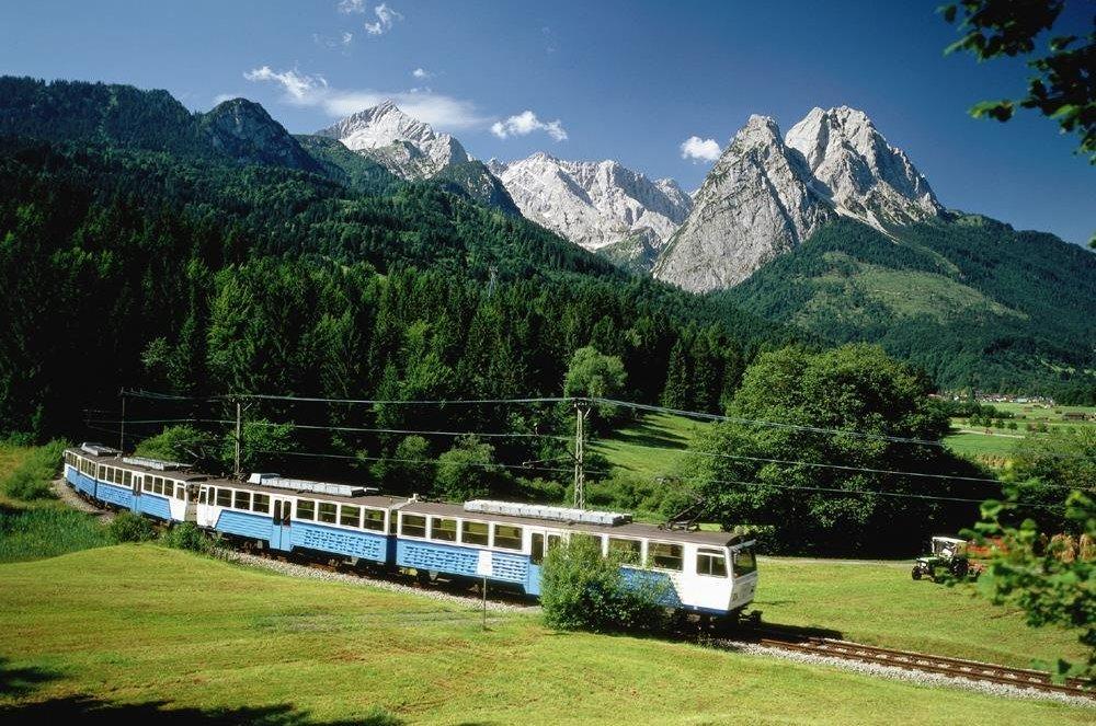 Bayerische Zugspitzbahn