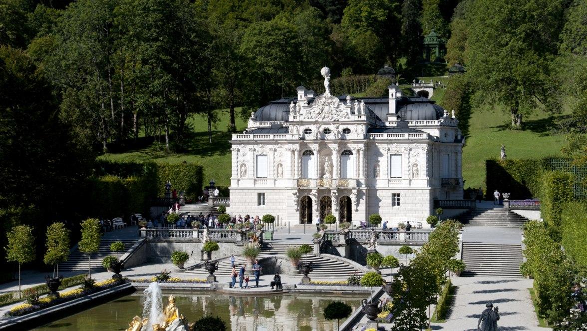 Schloss Linderhof, © Bayerische Schlösserverwaltung