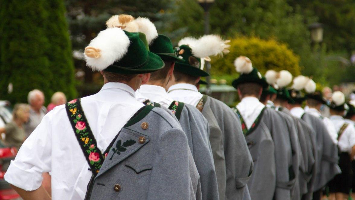 Männer von hinten, © Touristinformation Grainau