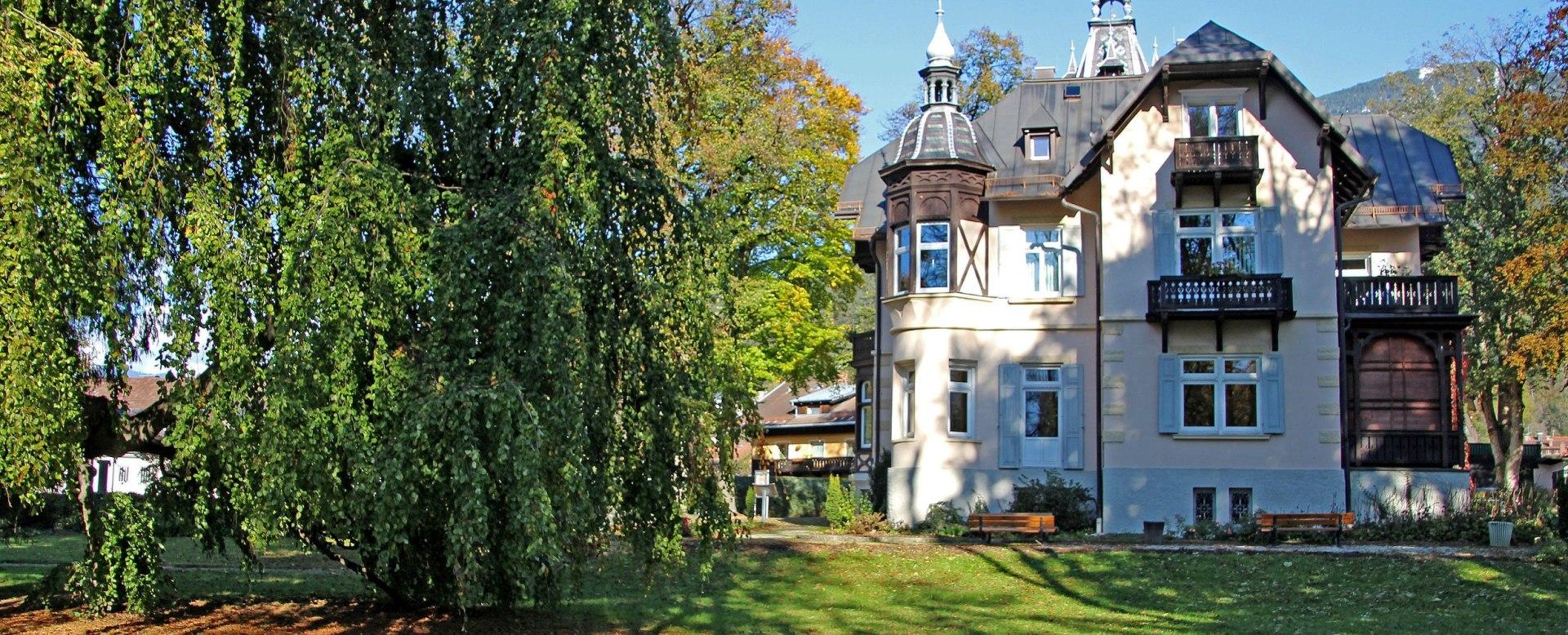 Richard Strauss Institut Garmisch-Partenkirchen, © Markt Garmisch-Partenkirchen - Foto Gulbe