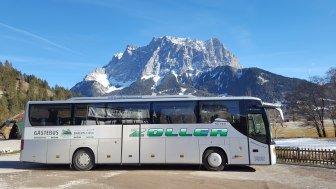 Gästebus, © Zugspitzarena Bayern Tirol