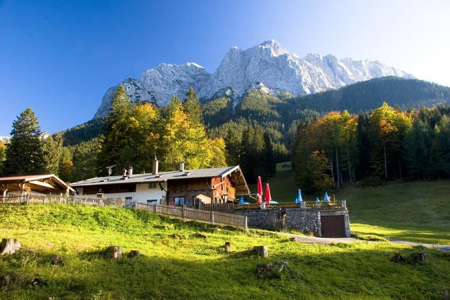 Neuneralm in Grainau