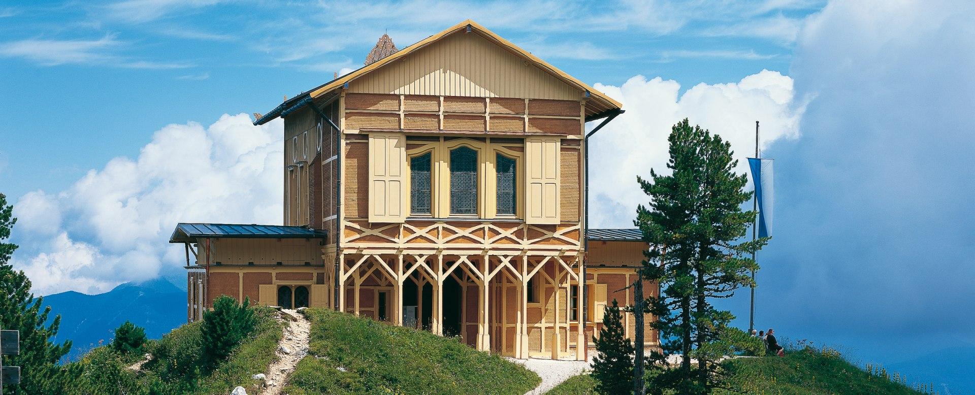 Königshaus am Schachen, © Bayerische Schlösserverwaltung