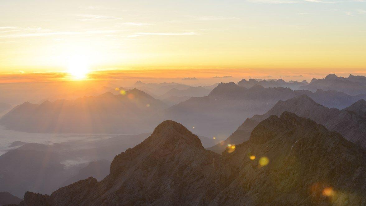 Zugspitze, Top of Germany, © Zugspitz-Region, Wolfgang Ehn