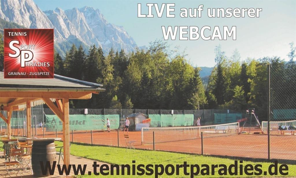 Tennissportparadies Grainau-Zugspitze