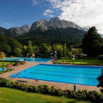 Zugspitz Spa Grainau, © Tourist-Information Grainau - Foto Ehn