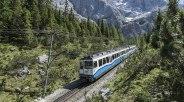 Zugspitzbahn, Grainau, © Bayerische Zugspitzbahn Bergbahn AG - Matthias Fend
