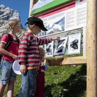 Alpspitze, kids, Garmisch classic, summer, © Bayerische Zugspitzbahn - Foto Lechner